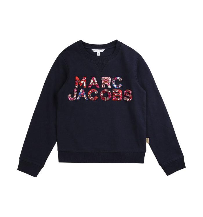 Little Marc Jacob Chandail Fille Little Marc Jacobs