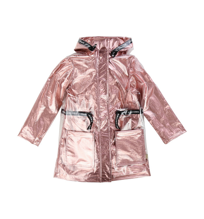 Little Marc Jacob Little Marc Jacobs Girl's Rain Coat