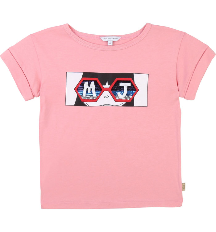 Little Marc Jacob Little Marc Jacobs Girl's T-Shirt