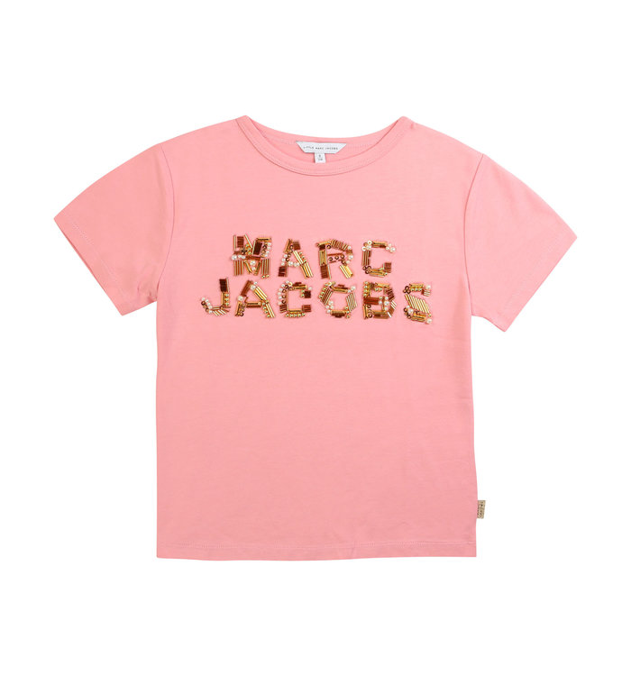 Little Marc Jacob Little Marc Jacobs Girl's T-Shirt