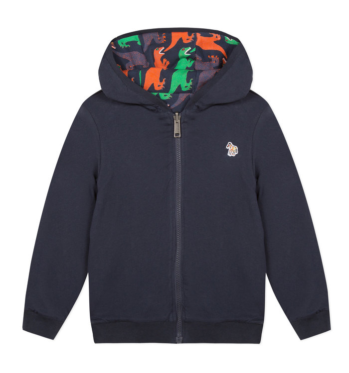 Paul Smith Paul Smith Boy's Reversible Cardigan
