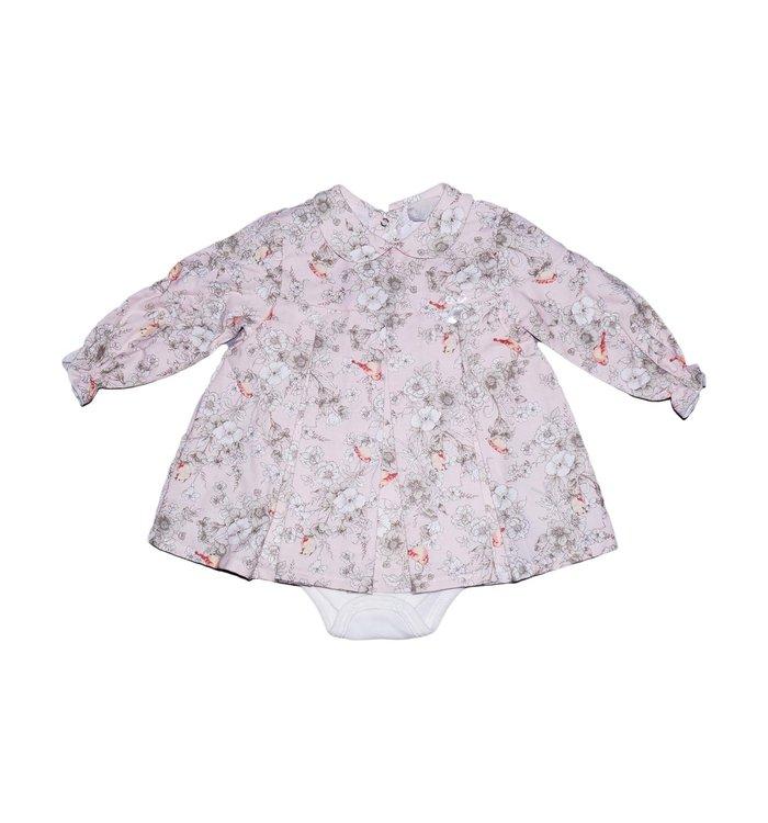 Lalalu Pureté du...bébé Girl's Dress with Body