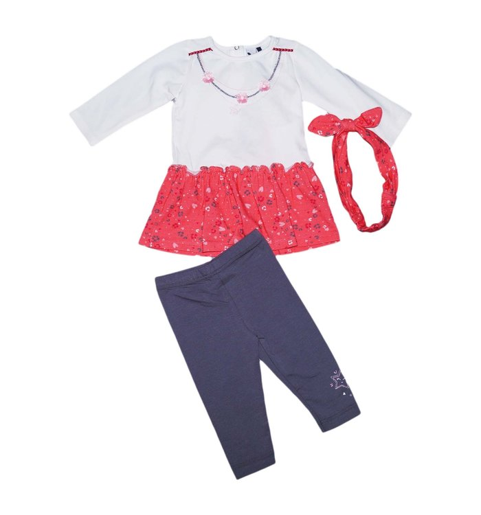 3 Pommes Girl's 3 piece set