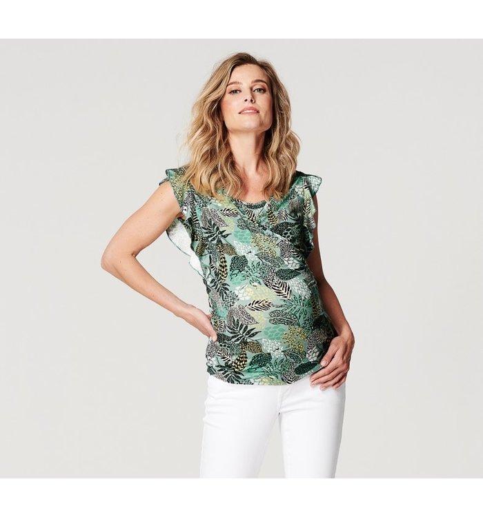 Noppies T-Shirt Allaitement Noppies Maternité