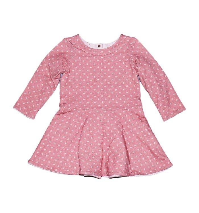 Lili Gaufrette Lili Gaufrette Girl's Reversible Dress