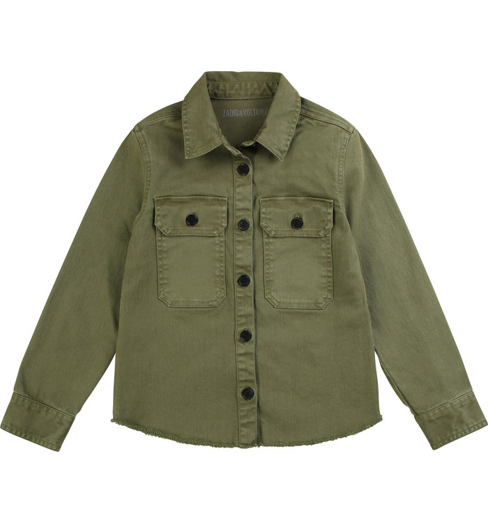 Zadig & Voltaire Jacket Fille Zadig & Voltaire