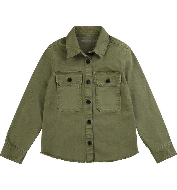 Zadig & Voltaire Zadig & Voltaire Girl's Jacket