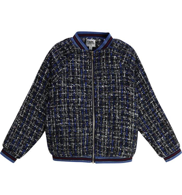 Karl Lagerfeld Jacket Fille Karl Lagerfeld