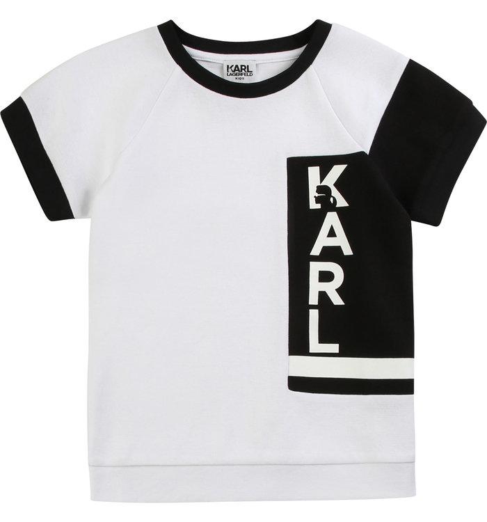 Karl Lagerfeld Karl Lagerfeld Girl's T-Shirt