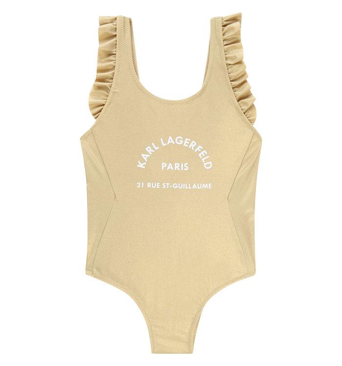 Karl Lagerfeld Maillot de Bain Fille Karl Lagerfeld