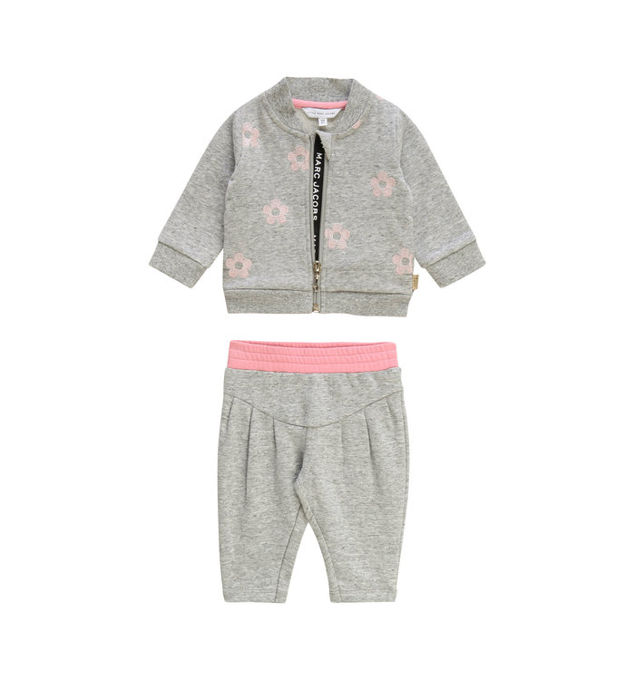 Little Marc Jacob Little Marc Jacobs Girl's 2 Piece Set