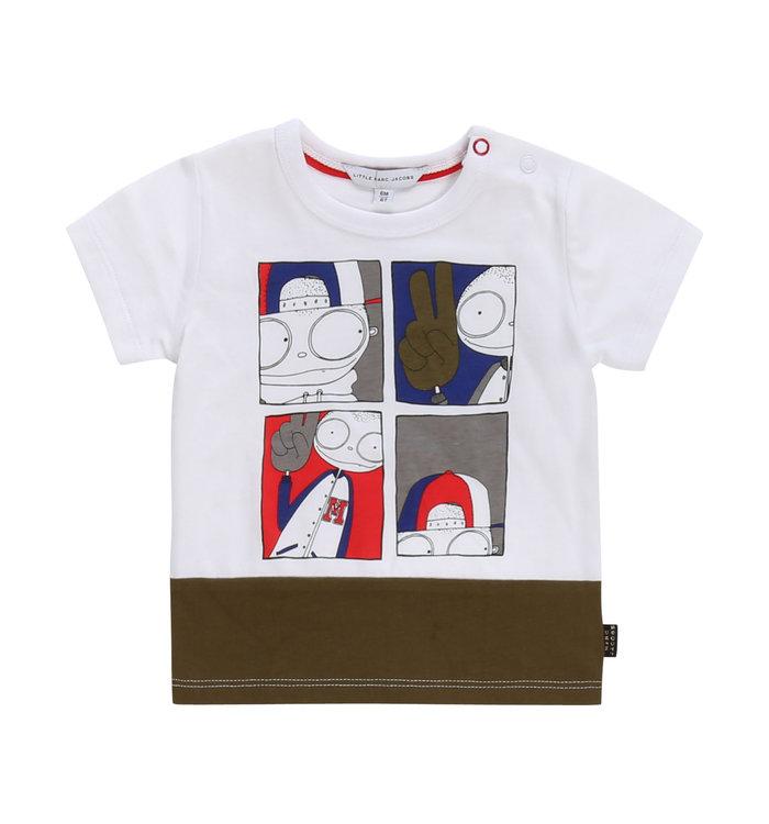 Little Marc Jacob Little Marc Jacobs Boy's T-Shirt