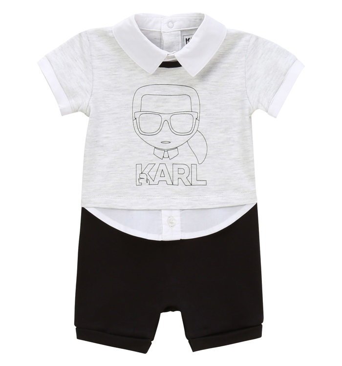 Karl Lagerfeld Combi-Court Garçon Karl Lagerfeld
