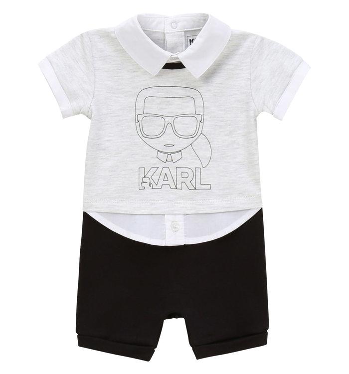 Karl Lagerfeld Karl Lagerfeld Boy's Shortalls