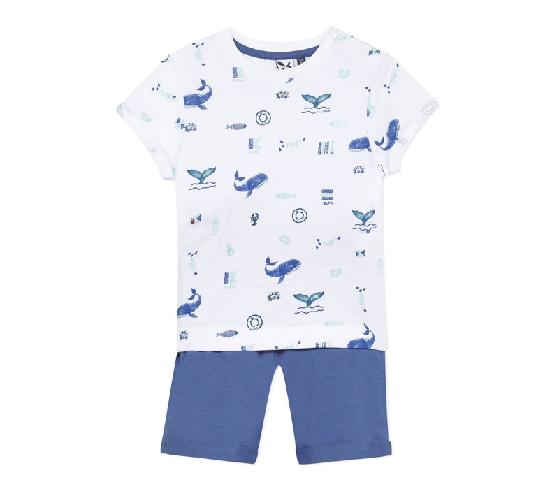 3 Pommes  Boy's 2 Pieces Set