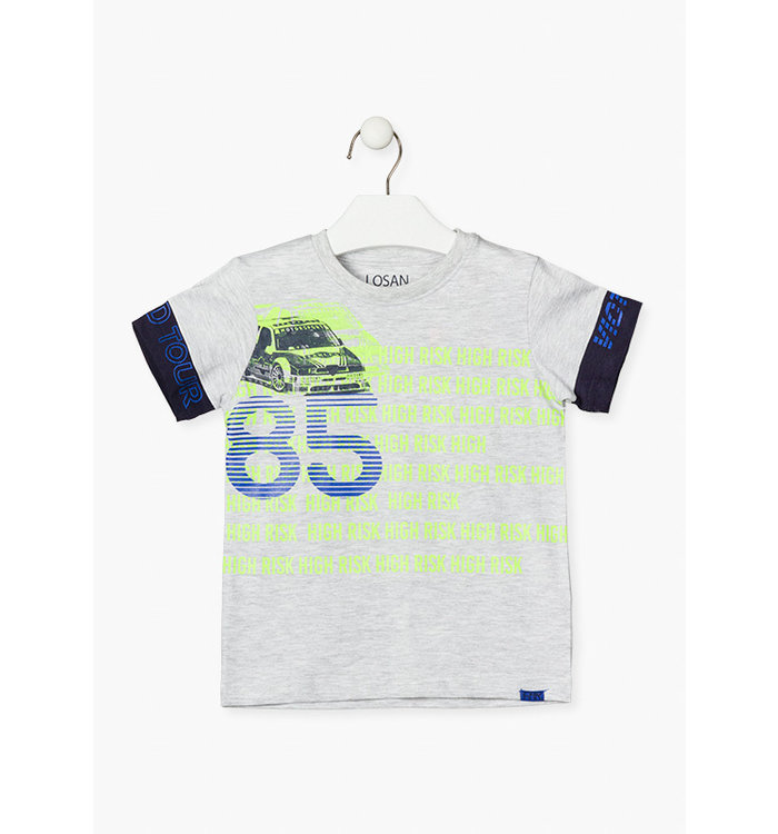 T-Shirt Garçon Losan