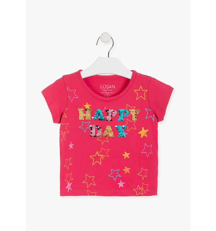 T-Shirt Fille Losan