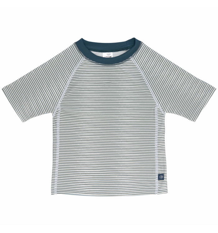 LASSIG STRIPED BLUE RASHGUARD