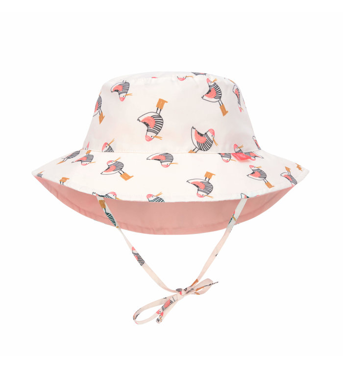 LASSIG MRS SEAGULL SUN PROTECTION BUCKET HAT