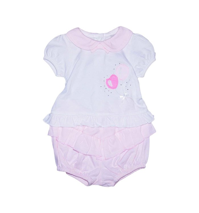 Ele-Baby Girl's 2-Piece Set