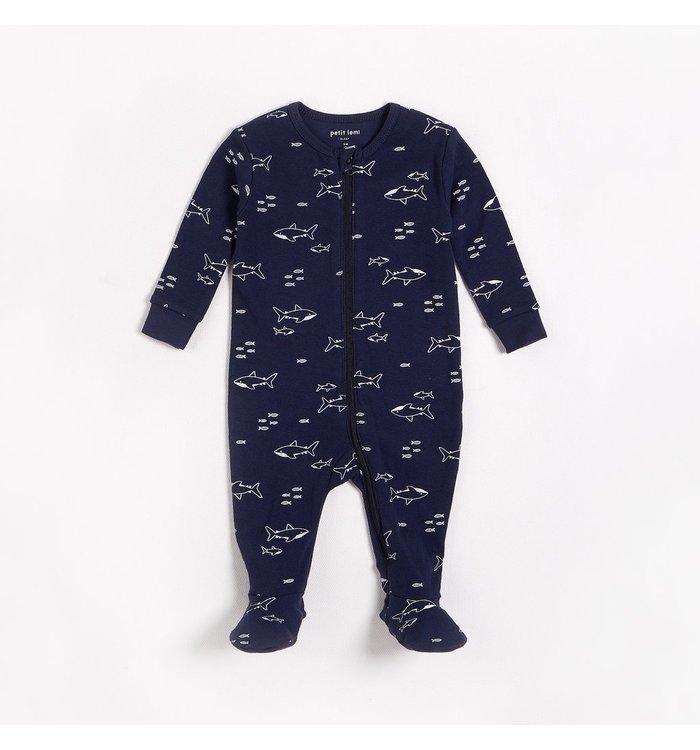 Pyjama à Pattes Requins Petit Lem