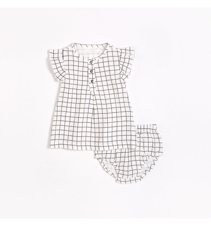 Petit Lem Girl's Dress Set