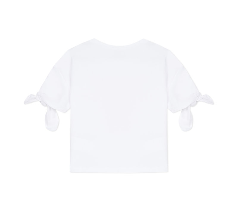 T-Shirt Fille Lili Gaufrette