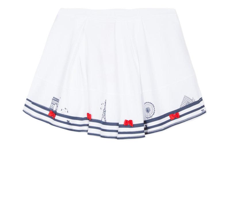 Lili Gaufrette Girl's Skirt