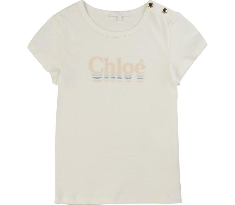 T-Shirt Fille Chloé