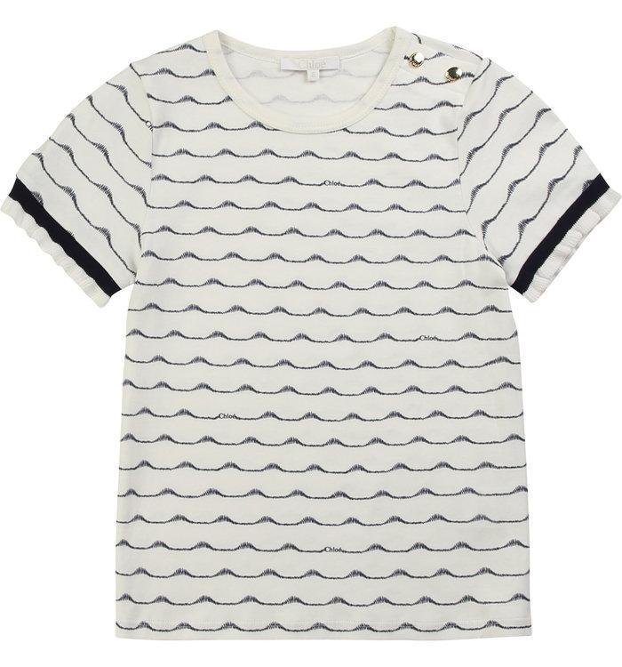 Chloé Chloé Girl's T-Shirt