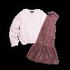 Imoga Imoga Girl's 2 Piece Dress