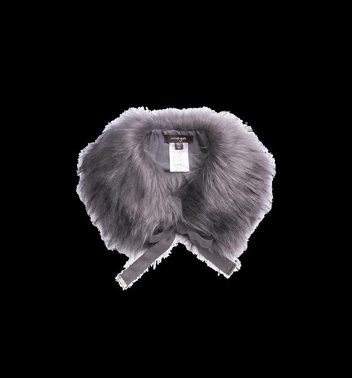 Imoga Imoga Girl's Fur Collar
