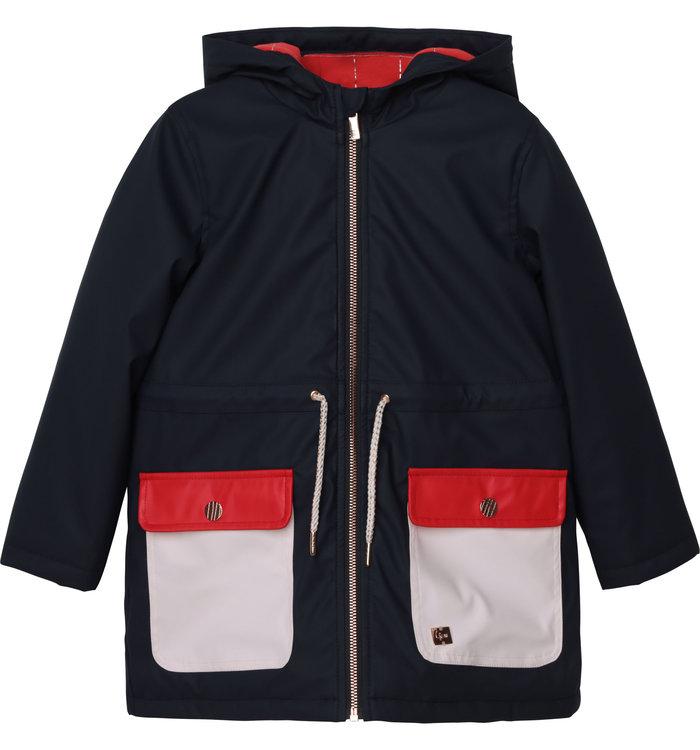 Carrément Beau Carrément Beau Girl's Rain Coat