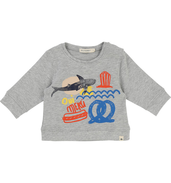 Billybandit Billybandit Boy's Sweater