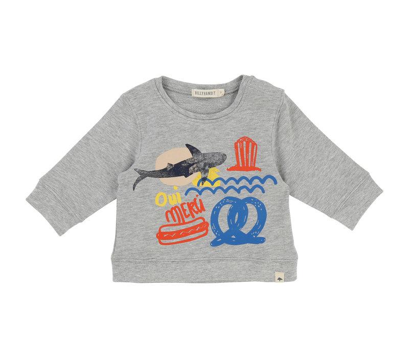 Billybandit Boy's Sweater