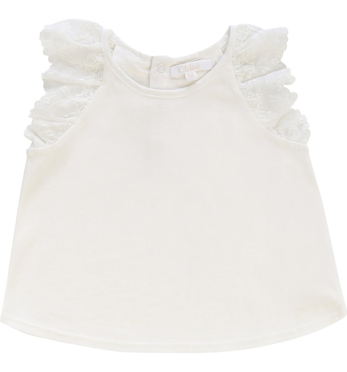 Chloé Chloé Girl's Tank Top