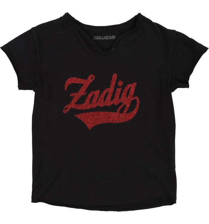 Zadig & Voltaire Zadig & Voltaire Girl's T-Shirt