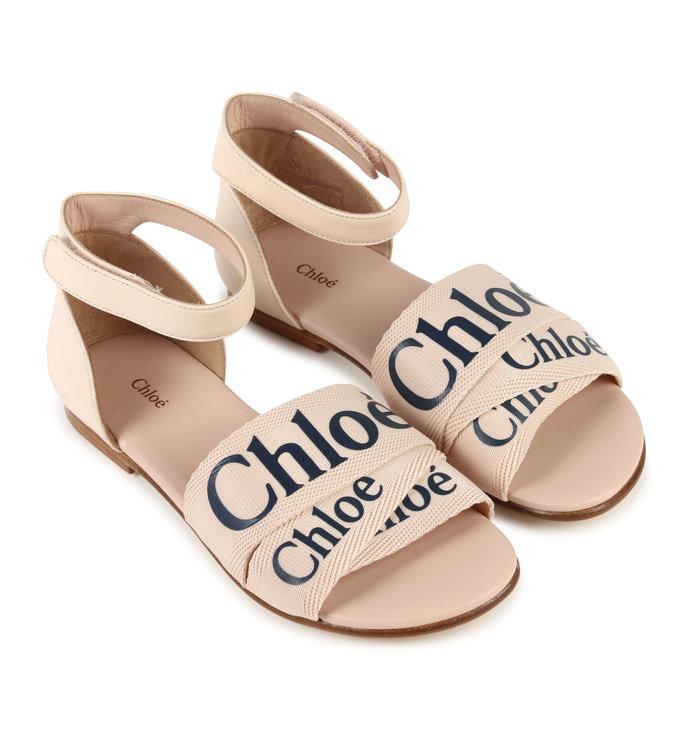 Chloé Sandale Fille Chloé