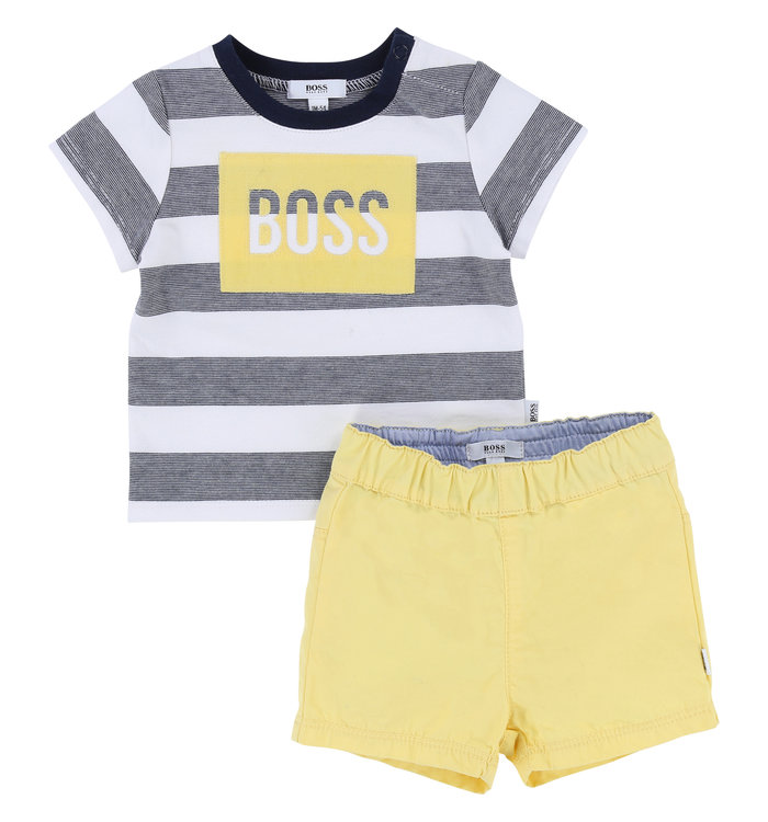 Hugo Boss Hugo Boss Boy's 2 Pieces Set