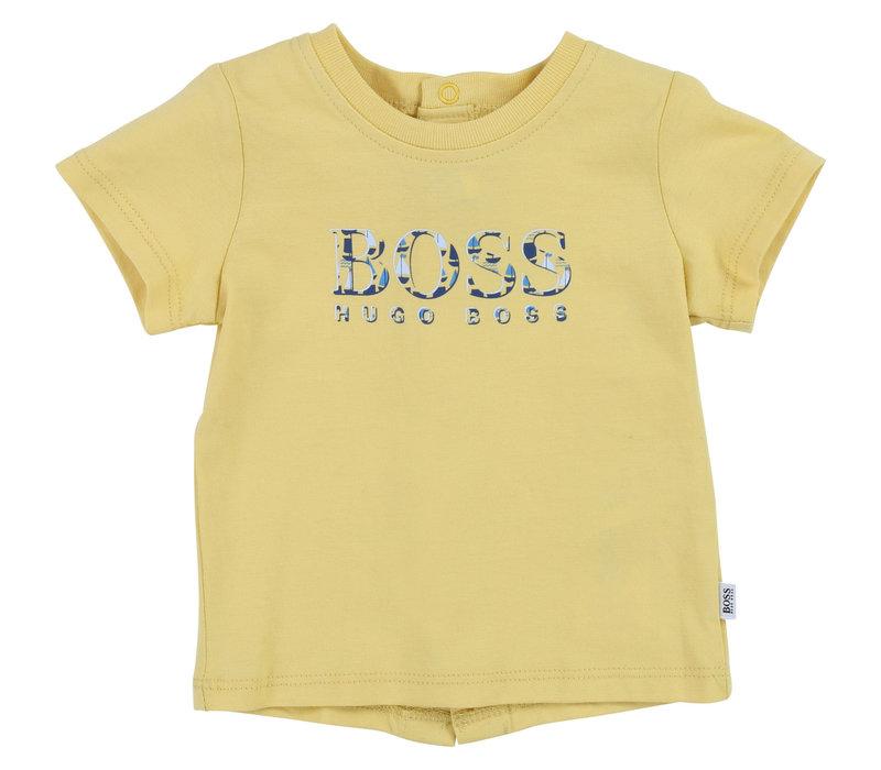 T-Shirt Garçon Hugo Boss