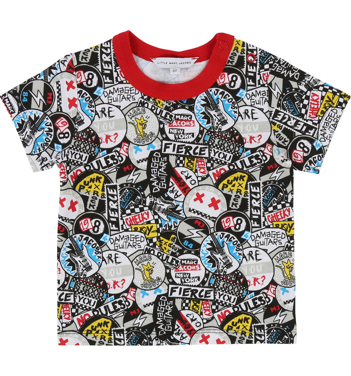 T-Shirt Garçon Little Marc Jacobs