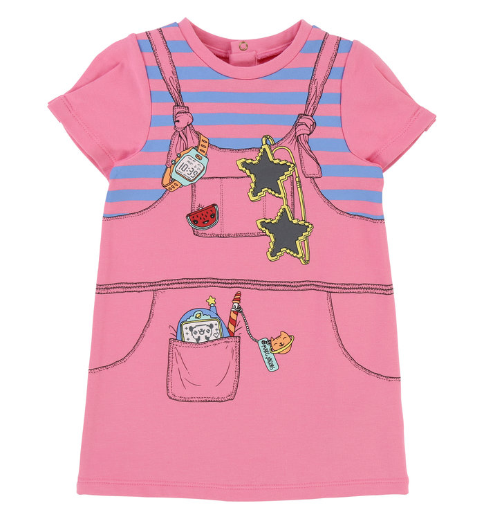 Little Marc Jacobs Girl's Dress