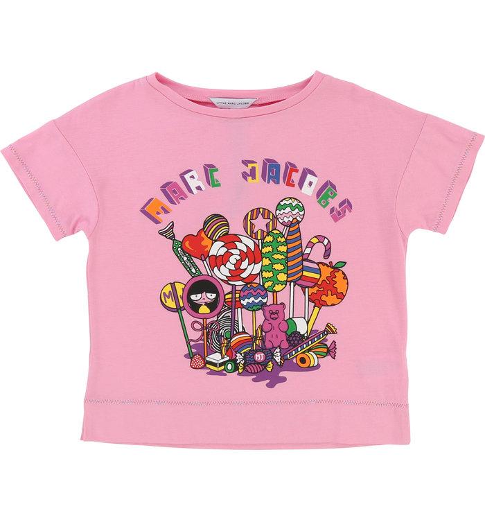 Little Marc Jacobs Girl's T-Shirt