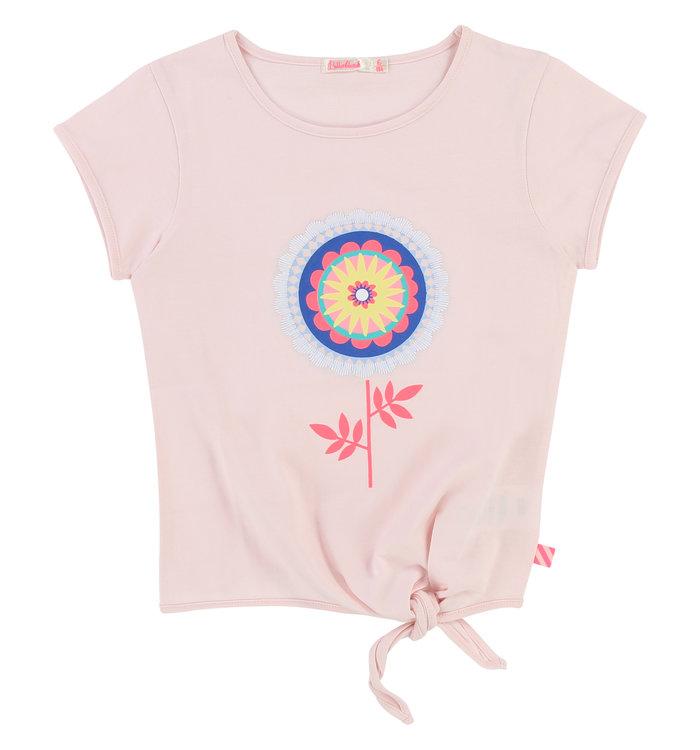Billieblush T-Shirt Fille Billieblush