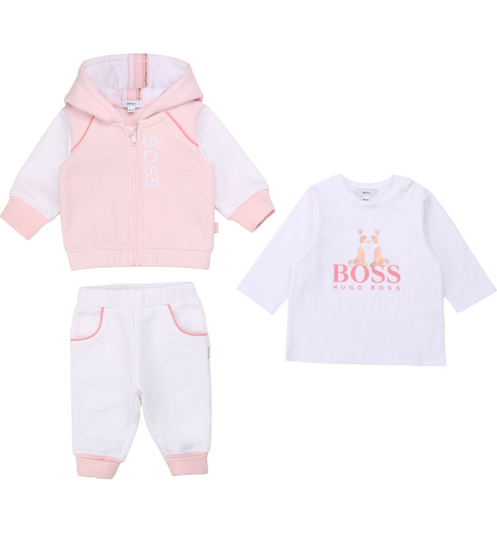 Hugo Boss Hugo Boss Girl's 3 Pieces Set