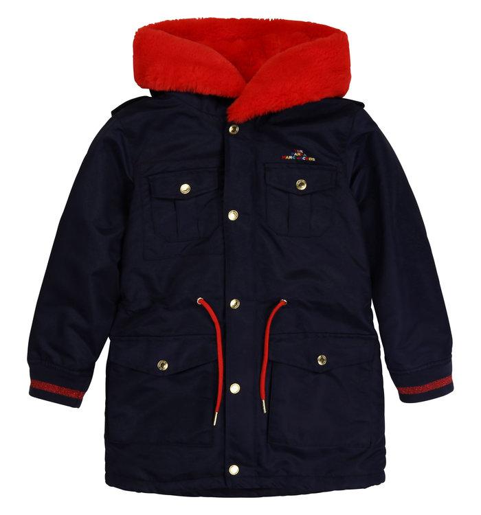 Little Marc Jacobs Girl's Coat
