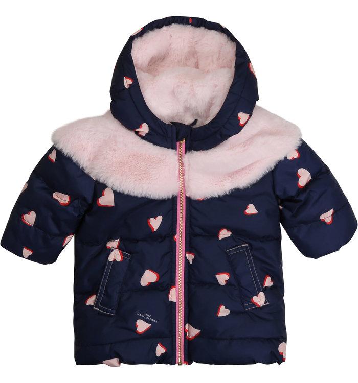 Little Marc Jacobs Little Marc Jacobs Girl's Coat