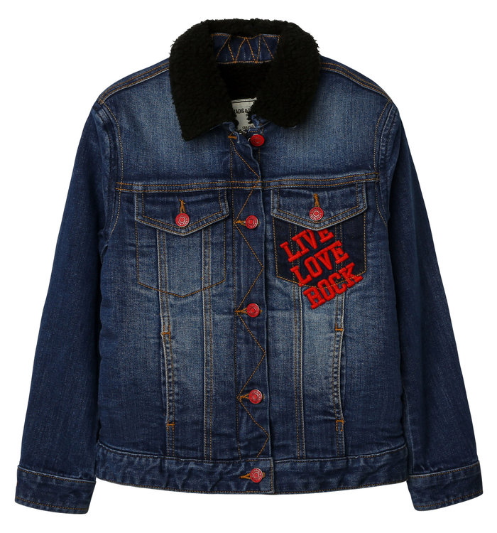 Zadig & Voltaire Zadig & Voltaire Boy's Jacket