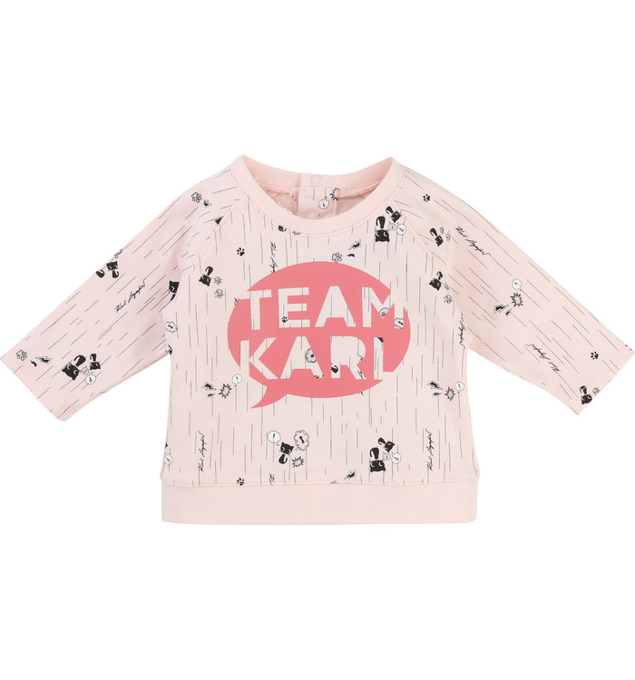 Karl Lagerfeld Karl Lagerfeld Girl's Sweater