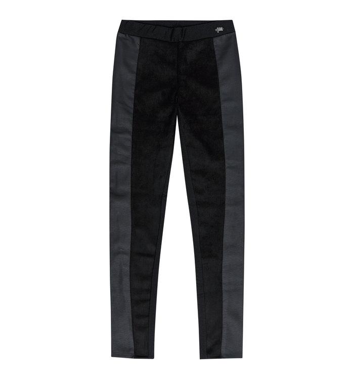 Gloss Legging, Gloss, Fille, Cuirette noir, 30936, BL